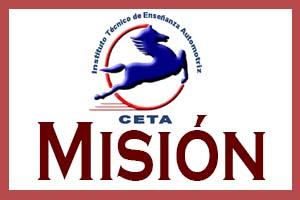 Misión del Instituto CETA